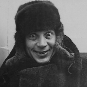 On the Smiling Face of Harpo Marx