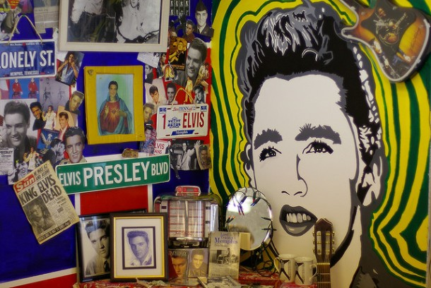 Elvis Religion: Pilgrims & Shrines