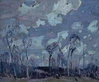 Nocturne, The Birches