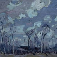 Nocturne, The Birches
