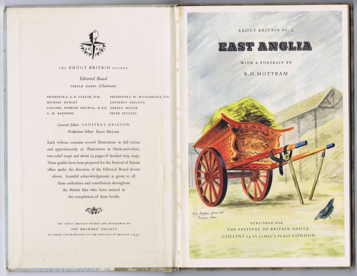 About Britain: East Anglia