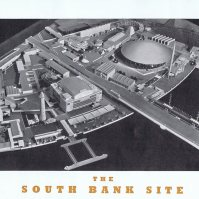 The South Bank Site Model