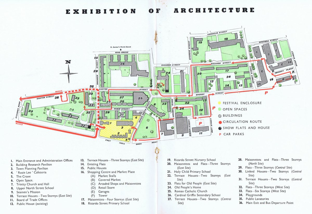 Exhibition of Architecture