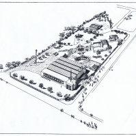 Belfast Farm Aerial Sketch