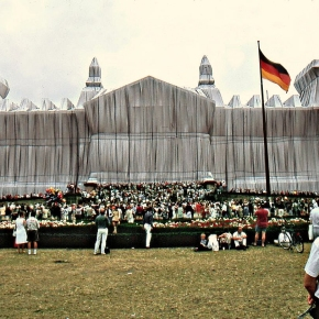 Unwrapping Christo