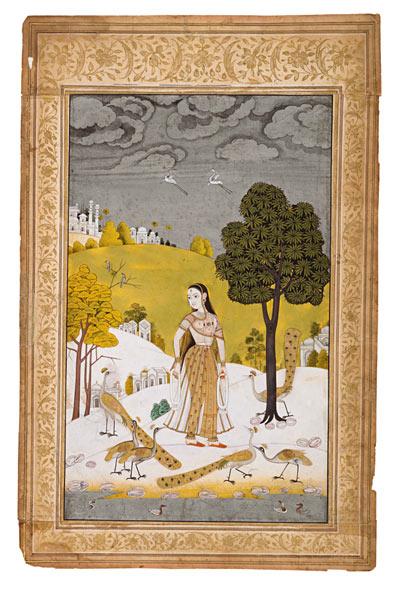 Kakubha Ragini of Megha Raga