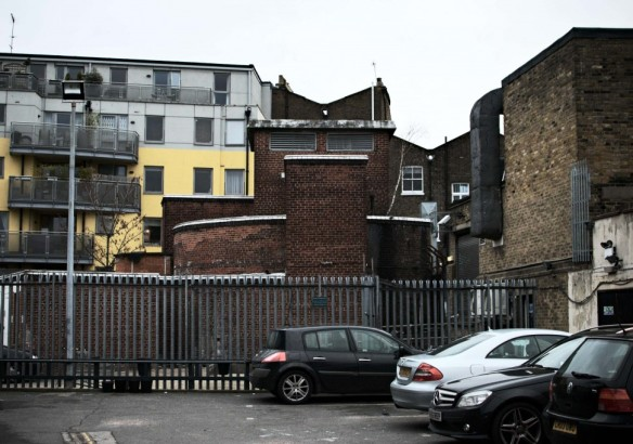 In Photos: London's Deep Level Shelters