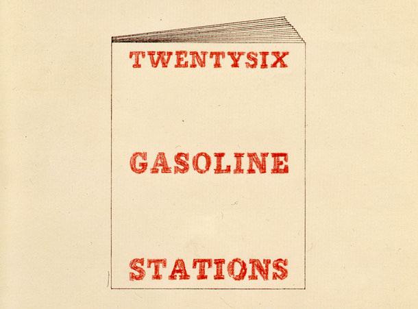 The Siting of Twentysix Gasoline Stations