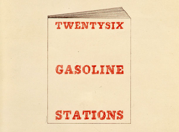 The Siting of Twentysix Gasoline Stations