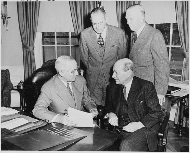 Attlee-Truman