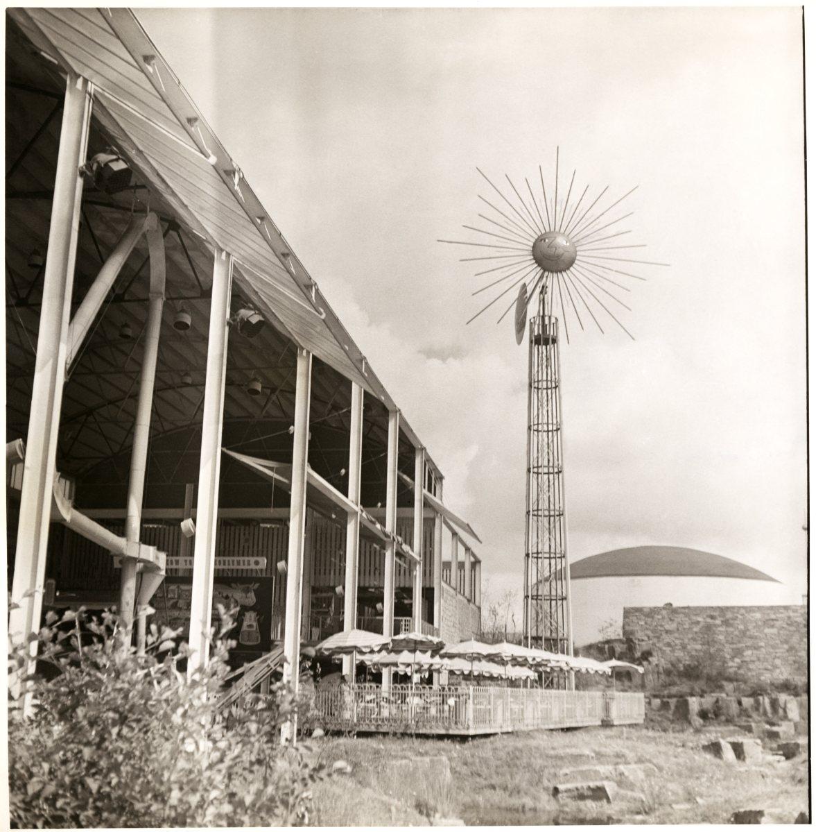 South Bank Exhibition Landscape