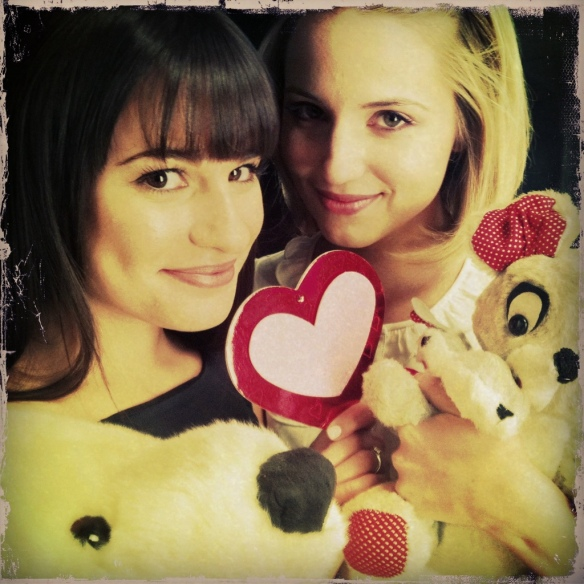 Glee: Girls Just Want to Have Fun