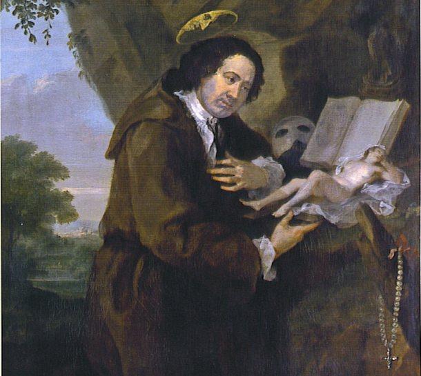 Francis Dashwood, Portraiture, and the Origins of the Hellfire Club