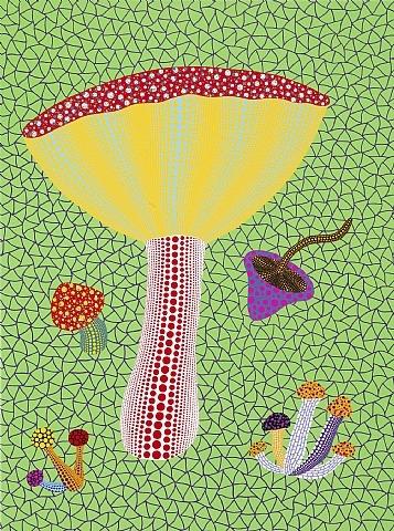 Mushrooms-Aown