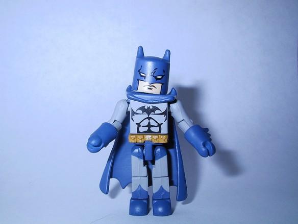 Hunting the Dark Knight
