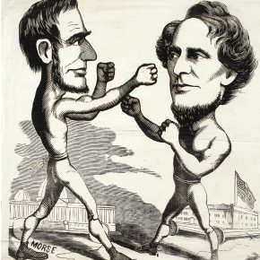 Lincoln in the New York Press