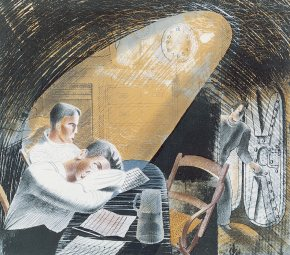 Eric Ravilious' Imagined Realities