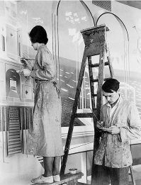 Eric and Tirzah Ravilious