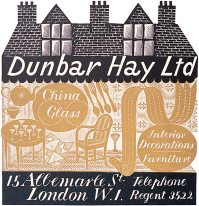 Trade card for Dunbar Hay