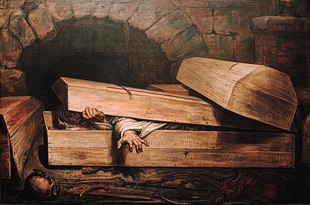 Torturing the Dead: The Prevention of Premature Burial and Dissection