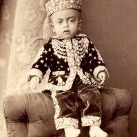 Unidentified young Prince, c.1890