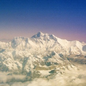 Flying Everest: The Goddess Mother of the World