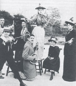 Marcel Proust: Court on Camera