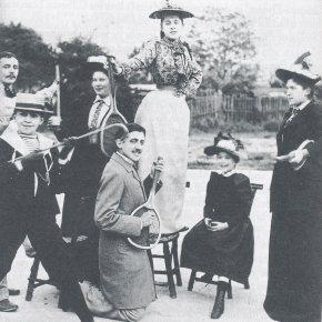 Marcel Proust: Court onCamera