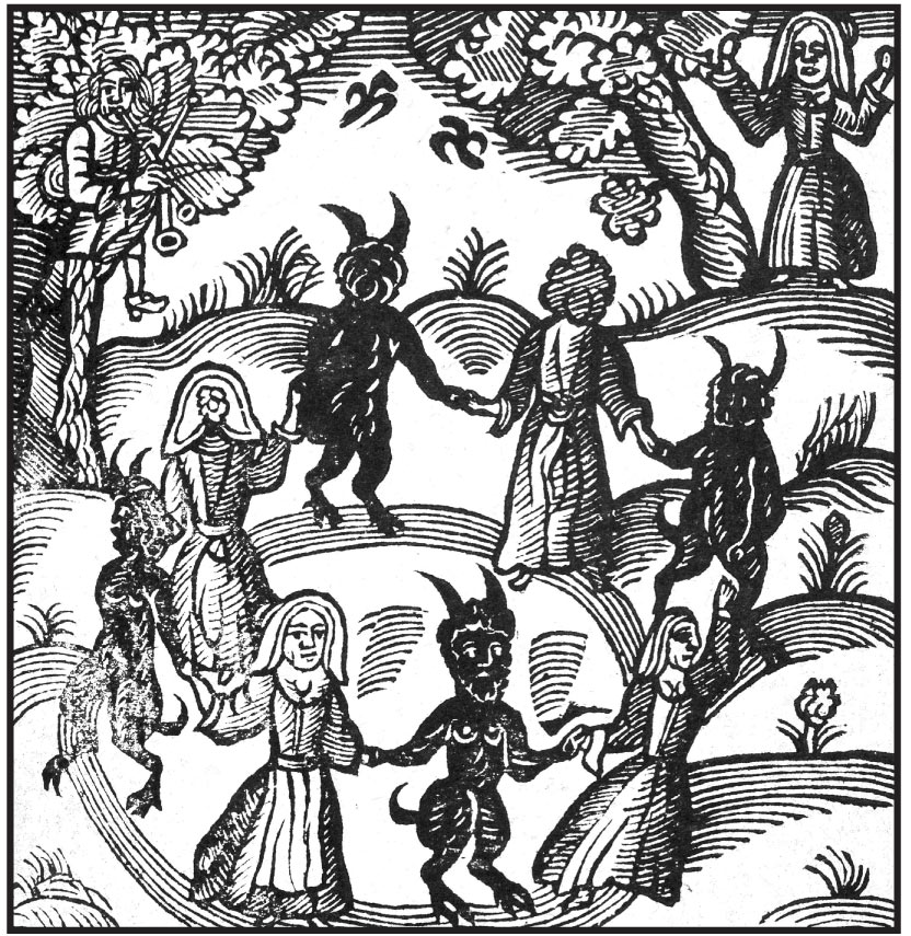 Sex stories of witches