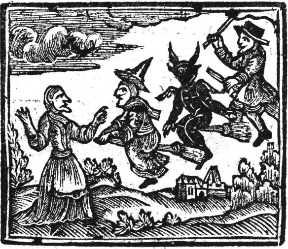 The Story of the Samlesbury Witches