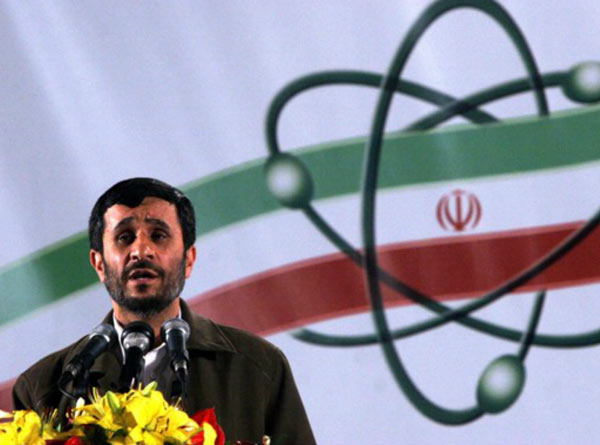Nuclear Iran: the Birth of a Atomic State