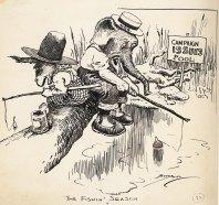 The Fishin' Season, June 7, 1919