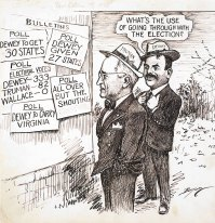 What's the Use of Going Through with the Election? October 19, 1948