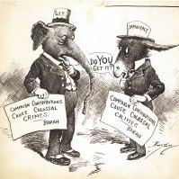 Campaign Contributions Cause Colossal Crimes, April 7, 1924