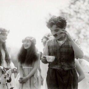 Charlie Chaplin's SilentImitation