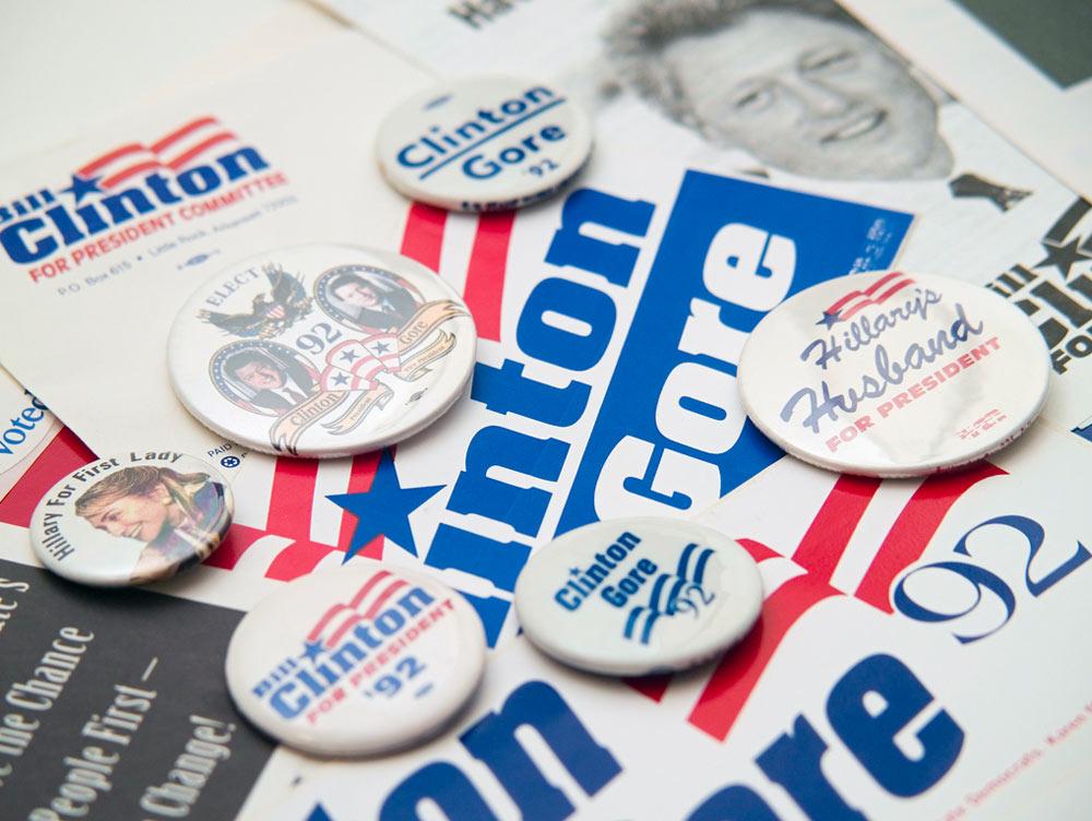 Bill Clinton's 1992 Presidential Campaign