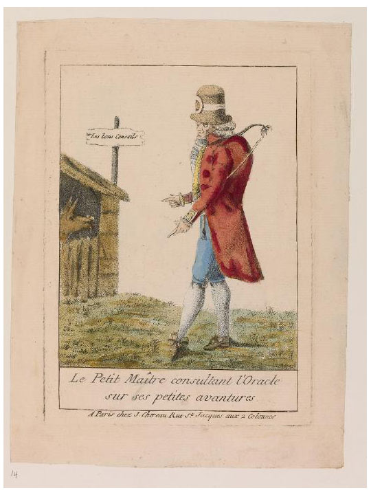 Portrayals of magic in the early years of the French Revolution