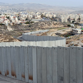 Israel and Palestine: Two-States or One? And to whom does itMatter?