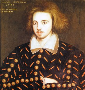 The Dramatic Entrance of ChristopherMarlowe