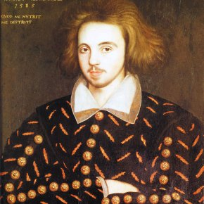 The Dramatic Entrance of Christopher Marlowe