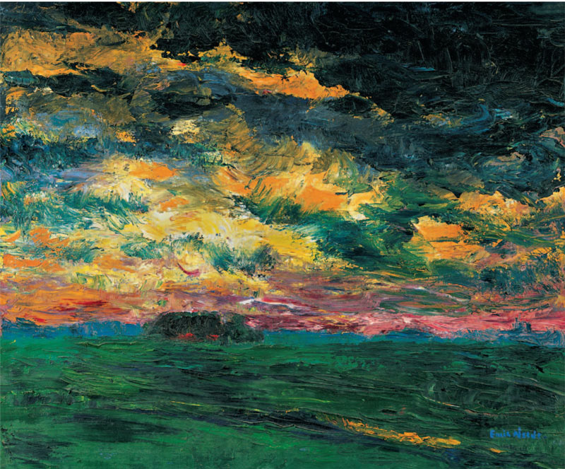 Emil Nolde: Artist of the Elements | The I.B.Tauris Blog