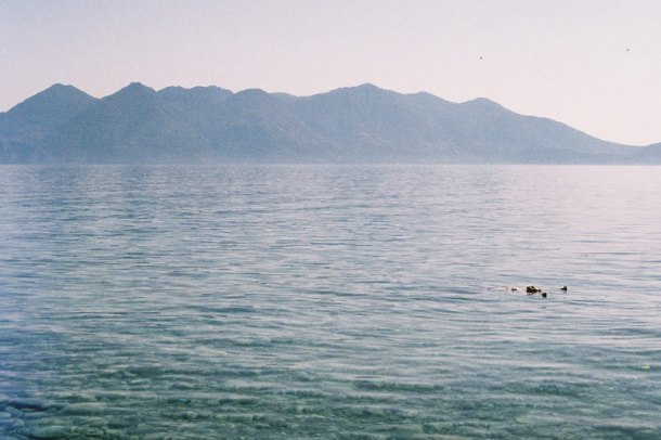 Swimming the Hellespont