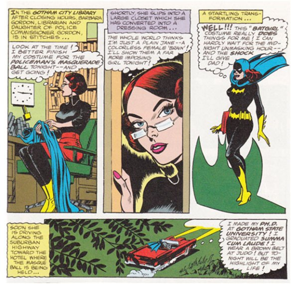 The Million Dollar-Debut of Batgirl