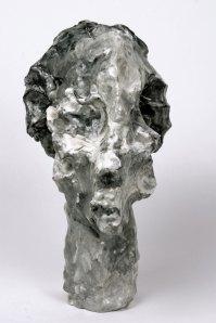 Garth Evans, Unnamed, 2003, glazed ceramic, 30.4 x 17.7 x 20.9 cm