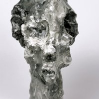 Garth Evans, Unnamed, 2003, glazed ceramic, 30.4 x 17.7 x 20.9 cm