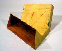 Garth Evans, Horse's Mouth, 1987, epoxy resin, fibreglass, paint over foam core, 33 x 71.1 x 58.7 cm
