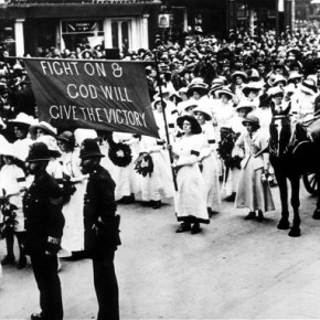 The New Suffragettes