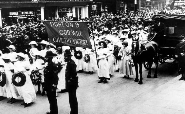 New Suffragettes