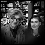 Wim Wenders and Mary Zournazi