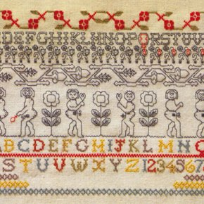 The Subversive Stitch Revisited